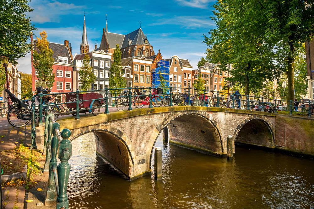 Holanda, un país con empleo