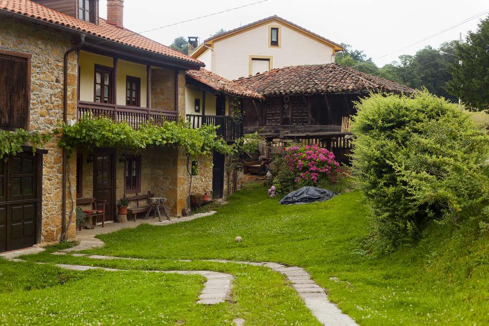 Casas Rurales: Una opción de negocio