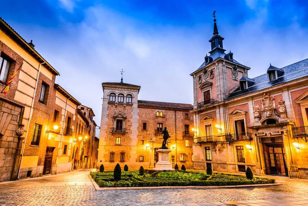 Los chapiteles de Madrid